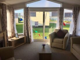 JUST ARRIVED!!! BRAND NEW STATIC CARAVAN ON SEA VIEW PARK. FINANACE OPTIONS AVAILABLE.