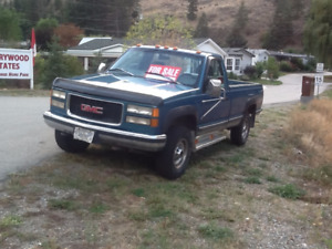 1997 GMC Sierra 2500 Other