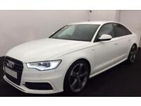 Audi A6 Saloon Black Edition FROM £93 PER WEEK!