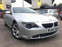 BMW 645 Ci Coupe 4.4 Auto 2004 ** Sport Exhaust