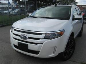 2014 Ford Edge SEL AWD 47KM CERTIFIED!*************** NAVIGATION