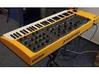 Studiologic Sledge Polyphonic Synthesizer with case