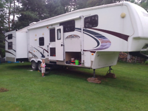 2008 Montana Mountaineer 332PHT