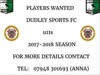 Play for dudley sports