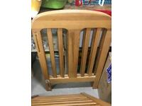 Pine Cotbed from Mothercare