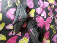 Nike trainers size 8 worn once