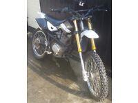 Dirtmaster MX 200cc