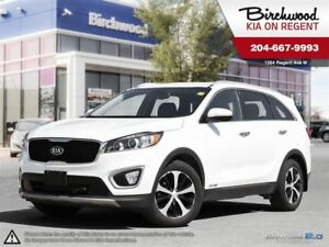 2017 Kia Sorento EX V6 7-Pass *AWD Leather Rear Cam