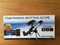 Space Navigator Scope