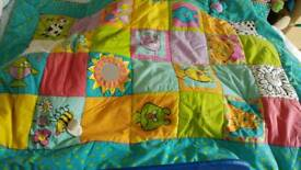 Taf Toys Large Baby Playmat