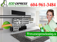 Maple ridge Cleaning Services book us today