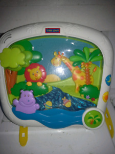 Soothing  infant crib toy