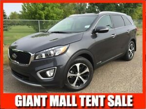 2017 Kia Sorento EX-PREMIUM  **LEATHER-SUNROOF**