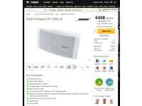 BOSE FREESPACE DS 100SE - PRO SPEAKERS, RRP £400