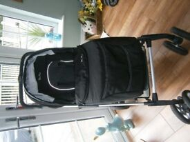 Silver Cross stroller for sale in excellent condition and comes with rain and foot cover £50