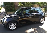 AUTOMATIC MINI COOPER SUPER LOW MILEAGE AIR CONDITIONING LEATHER TRIM EXCELLENT CONDITION AUTO MINI