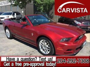 2014 Ford Mustang V6 Premium Convertible *PRIVATE SALE*