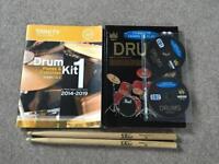 Drumming Beginners Bundle