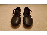 Adidas football boots-size 9