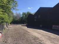 18,000 SQ FT 1/2 ACRE IDEAL STORAGE YARD -BUILDER, ROAD MANAGEMENT, SCAFFOLDING YARD, ATHERTON