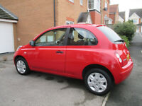 Micra 1.5 Diesel NL10PUJ 55,000 Miles one owner from new. 12 months M.O.T. £2000 V.G.Condition
