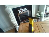 Yellow and black karcher window cleaner