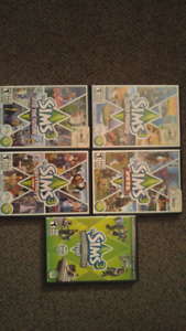 The Sims 3 expansions