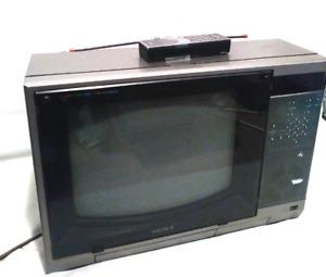 Vintage Sony Trinitron Color TV