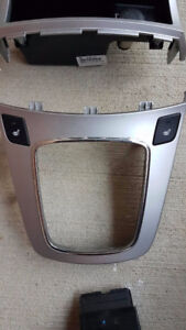 2010 Hyundai Genesis Coupe OEM Center Panel & Shift Plate/Cover