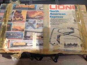 Train électrique Lionel union pacifique