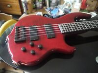 Conklin 'Groove Tools 5' 5 String Bass Guitar