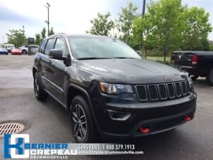 2017 Jeep Grand Cherokee Trailhawk **SUSPENSION A AIR+CAMERA+ WO