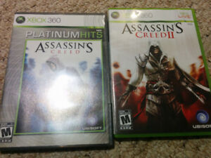 Assassin's Creed and Assassin's Creed II