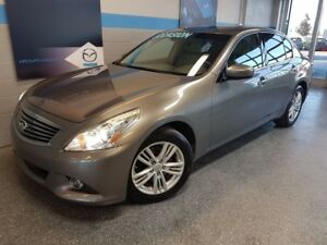 2011 Infiniti G37 Sedan LUXURY AWD G37x