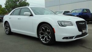 2016 Chrysler 300 S - CHRYSLER CANADA EXECUTIVE DEMO