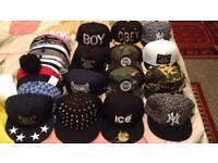 New stylish caps