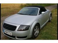 Audi TT 180 bhp