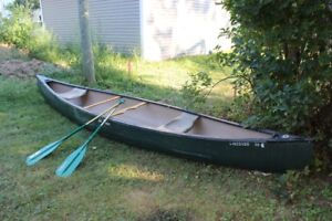 Old Town Canoe for a great price!