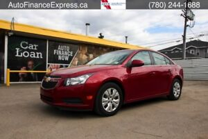 2012 Chevrolet Cruze 1LT BUY HERE PAY HERE CHAEAP PAYMENTS