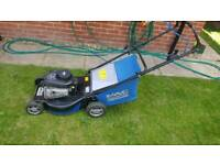 Briggs and stratton push mower serviced