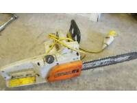 Stihl 110v chainsaw new stihl chain