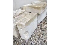SOLID BATH STONE BUILDING BLOCKS.