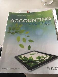 Accounting Principles 7th CDN Edition Textbook