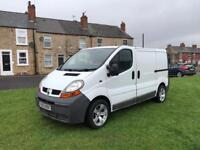 2004 Renault trafic 135k,new engine fitted with 80k