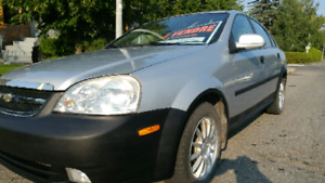 ****CHEVROLET OPTRA LS BAS MILAGE****