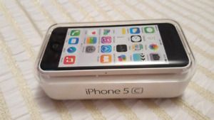 Iphone 5c white- Great deal