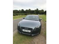 Audi TT Automatic low milelage Grey 2008