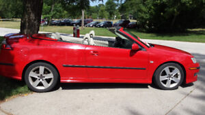 2006 Saab 9-3 Aero Turbo Convertible