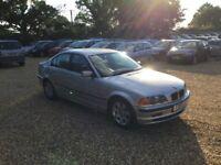 1999 BMW 323i 10 Months MOT 1 Former Keeper Cheap Car