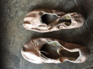 Lot of girl's dance shoes etc.! (Can buy pieces or entire lot!)